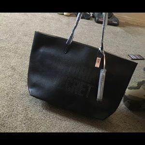 Black Victoria's Secret Tote bag
